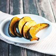 Roasted Acorn Squash for Man Food Mondays