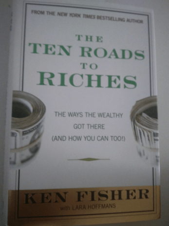ten roads to riches ken fisher
