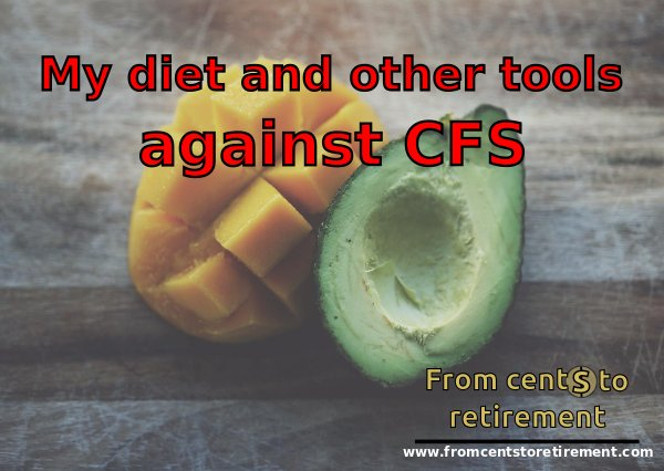 my diet against CFS chronic fatigue syndrome