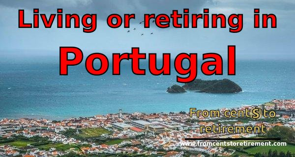 living retiring portugal costs