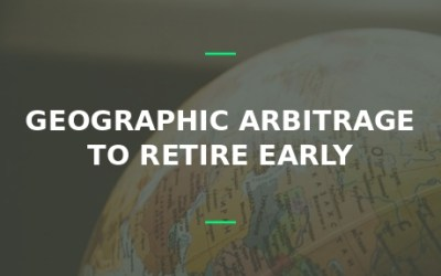 geographic arbitrage early retirement