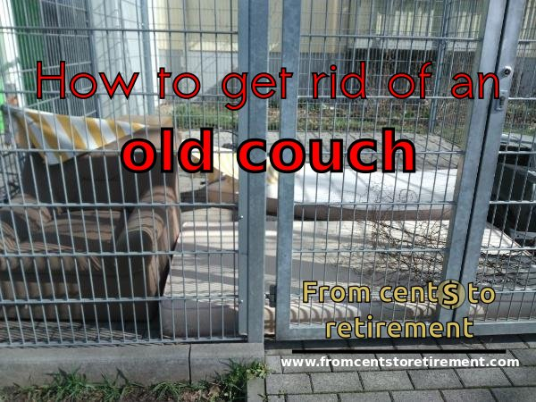 Get Rid Of Couch Or Mattress