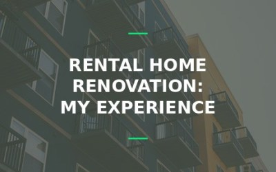 rental home renovation costs