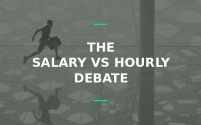 salary vs hourly