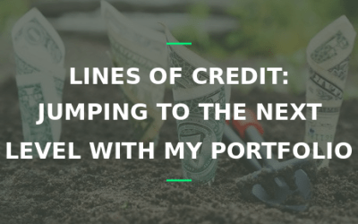 lines of credit real estate investing