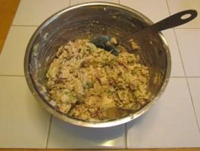 Mixed Pecan Chicken Salad