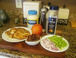 Pecan Chicken Salad Ingredients