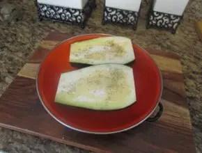 Seasoned Eggplant