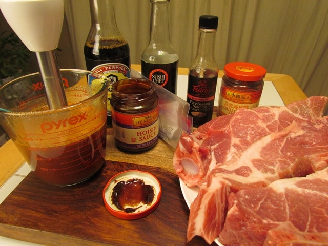 Chinese Pork Marinade