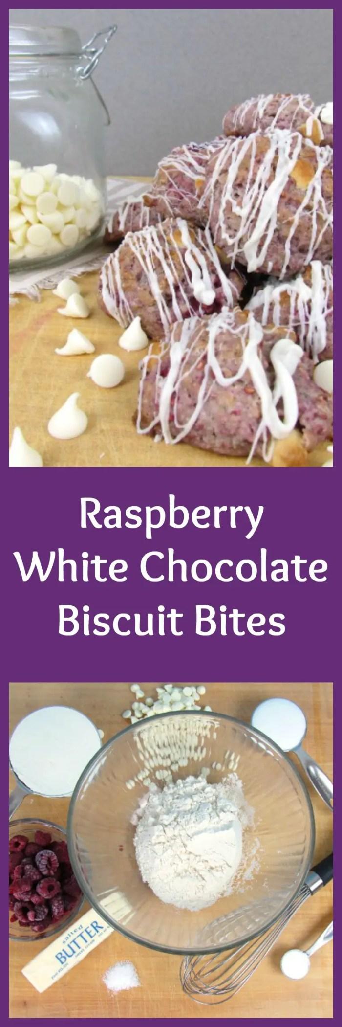 Raspberry Biscuits Pinterest
