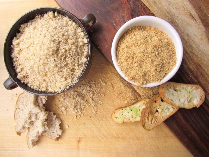 Homemade Breadcrumbs