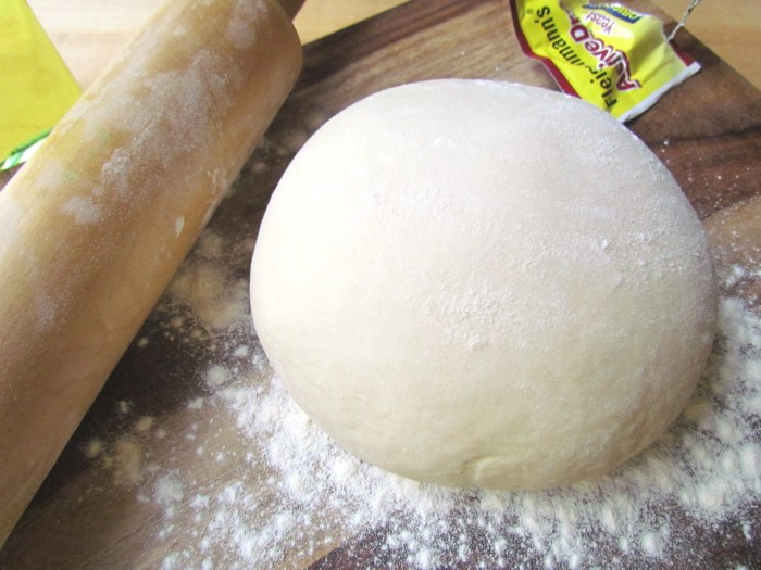 The Only Italian Pizza Dough Recipe You'll Need