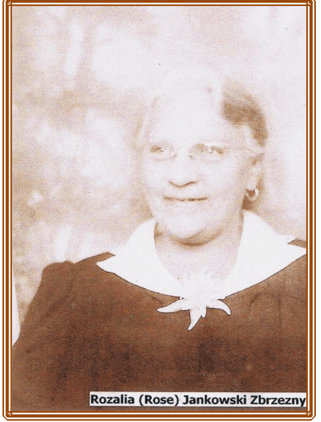 Rozalia Jankowski Zbrzezny photo