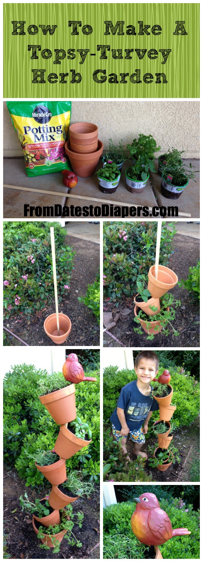 Topsy Turvy Planter As Seen On TV View Large Image Topsy Turvy Planter  Garden Ideas Img Home Made Topsy Turvy Planter Growing Heirloom Garden  Ideas Img Home ...