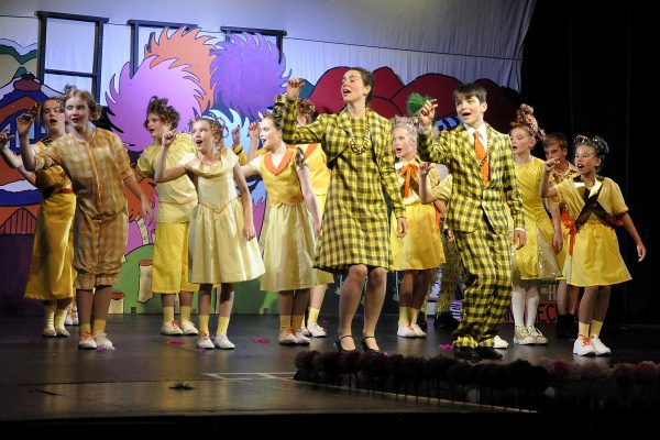 Seussical by Frome Musical Theatre Company 2018