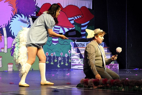 Seussical the Musical FMTC Spellbound show