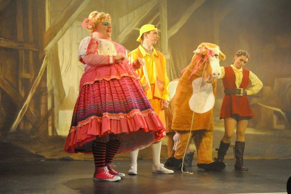 FMTC Jack and the Beanstalk