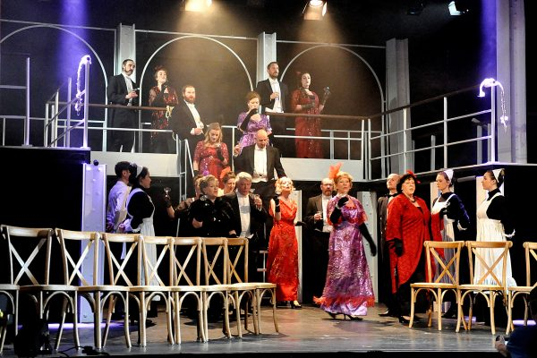 titanic frome musical theatre