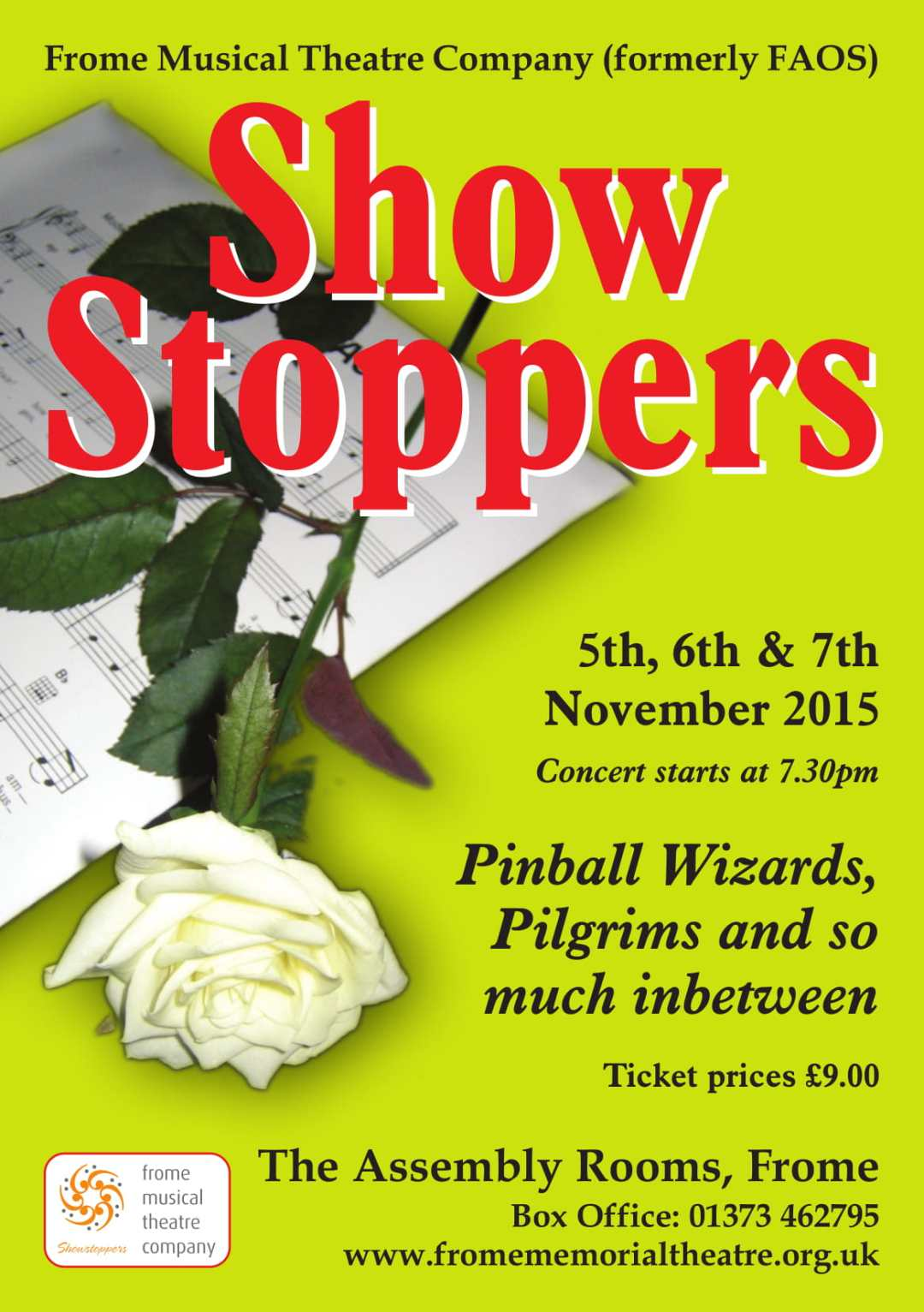 Show Stoppers 2015