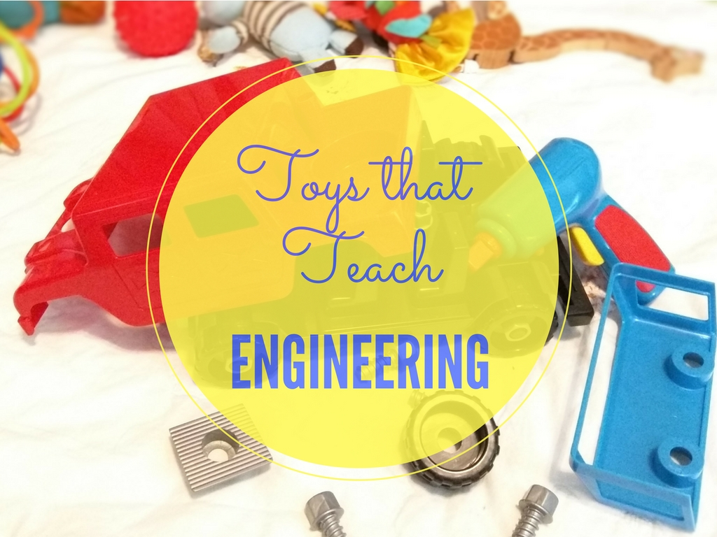 Toys that Teach Engineering