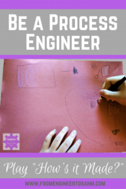 "Be a Process Engineer by Playing ""How's it Mades?""! 
