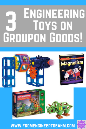 Engineering Toys for Kids! | Find discounted Engineering and STEM toys for Kids on Groupon Goods!