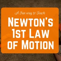 A Fun way to Teach Newton's First Law of Motion