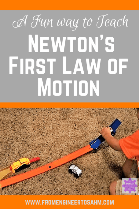 Newton's First Law for Kids | Newton's First Law of Motion for Kids | How to Teach Newton's First Law to Kids