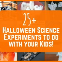 25+ Halloween Science Experiments to do with your Kids!