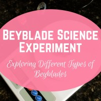 Easy Beyblade Science Experiment: Explore Different Types of Beyblades