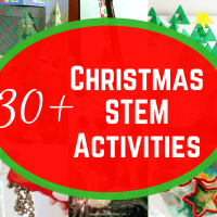 30+ Christmas Activities for kids who Love STEM