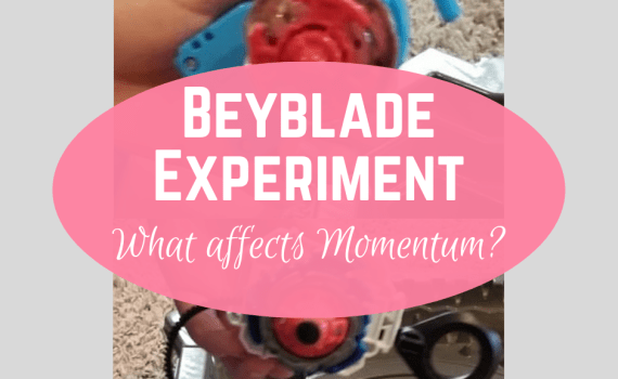 Science Experiments - From Engineer to Stay at Home Mom