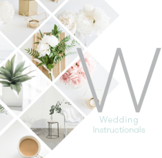 Wedding Instructionals