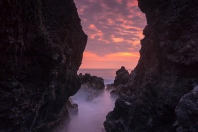 Keauhou Sunset
