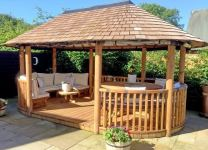 ready-made gazebo