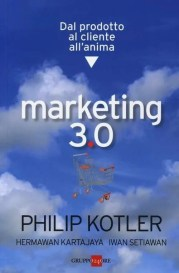 "Libro ""Marketing 3.0"""