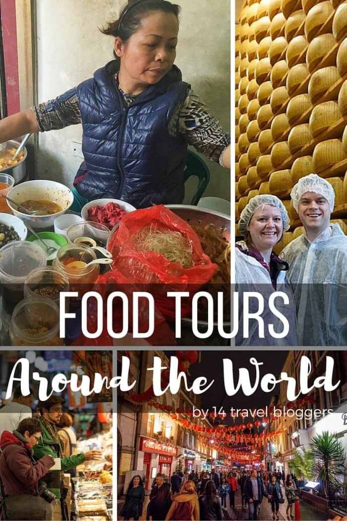 Food Tours Around the World