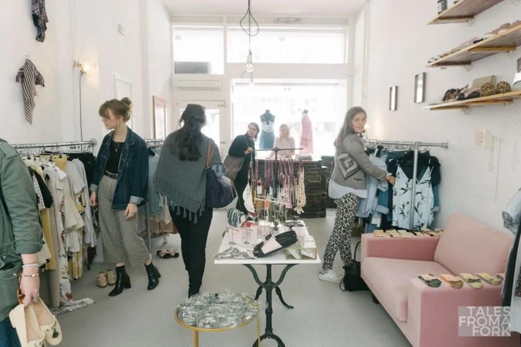 louen boutique shop rotterdam netherlands