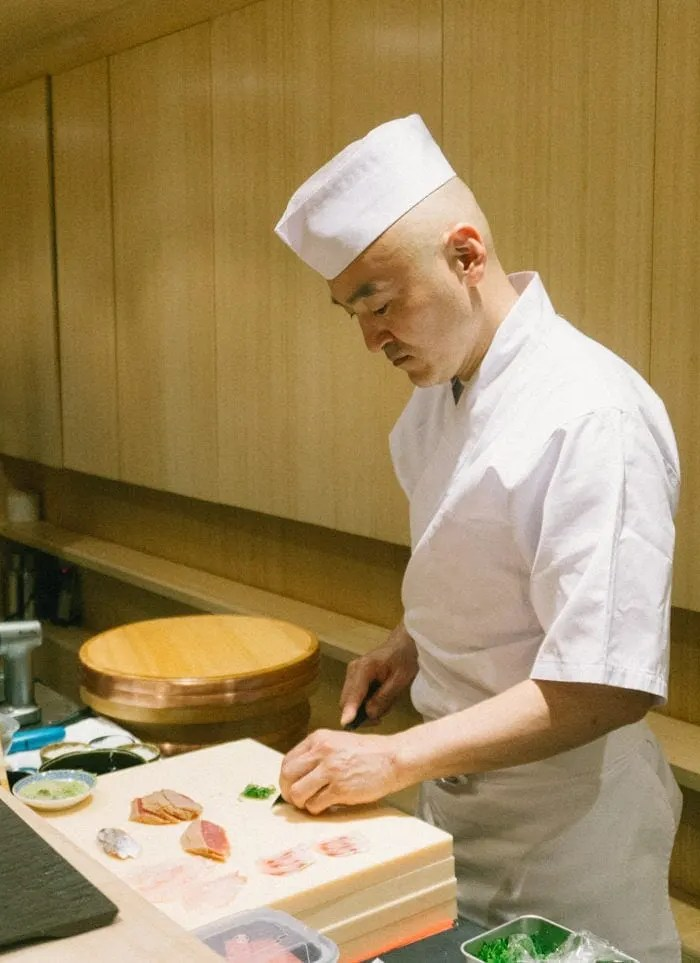 Divine Sushi Experience: Omakase Room by Tatsu in West Village