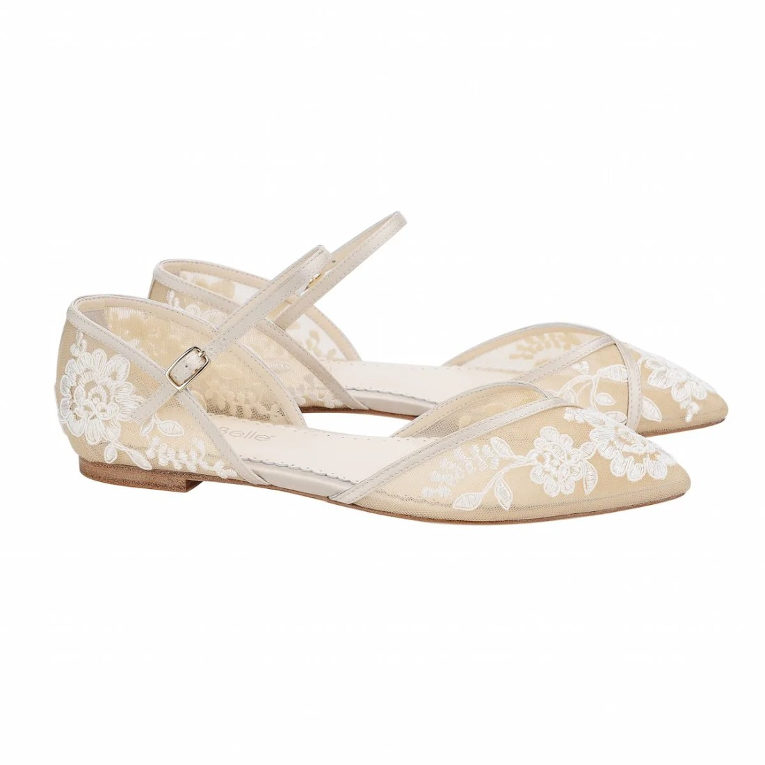 Bridal Shoes Wide Width: Actually Comfortable Wide Width Wedding Shoes • Lust 'Till