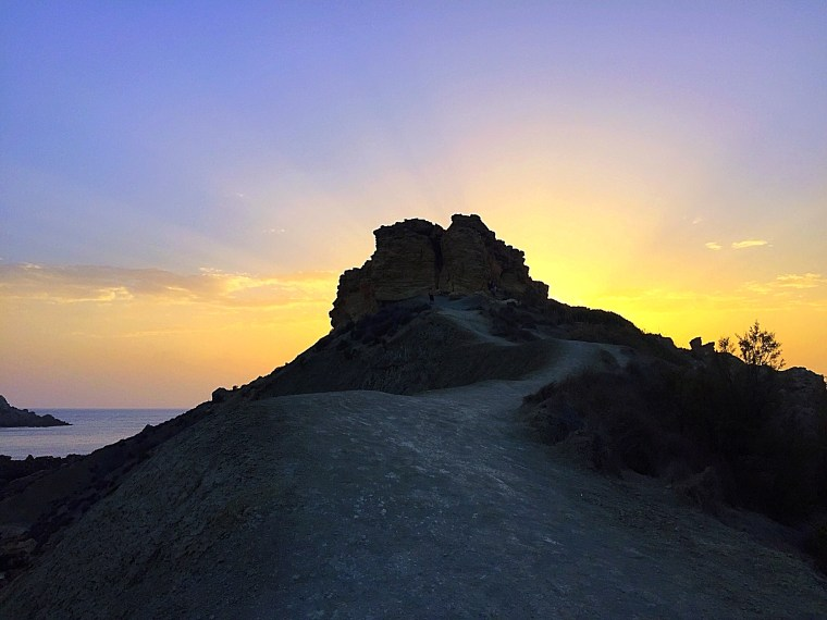 Sunset adventures in Malta