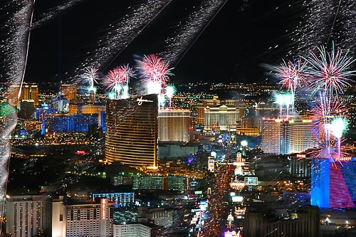 New Year s Eve Celebrations Around the World Las Vegas New Year s Eve