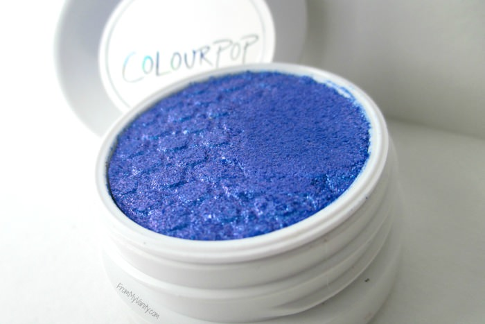 ColorPop Super Shock eyeshadows work SO well for adding pops of color!