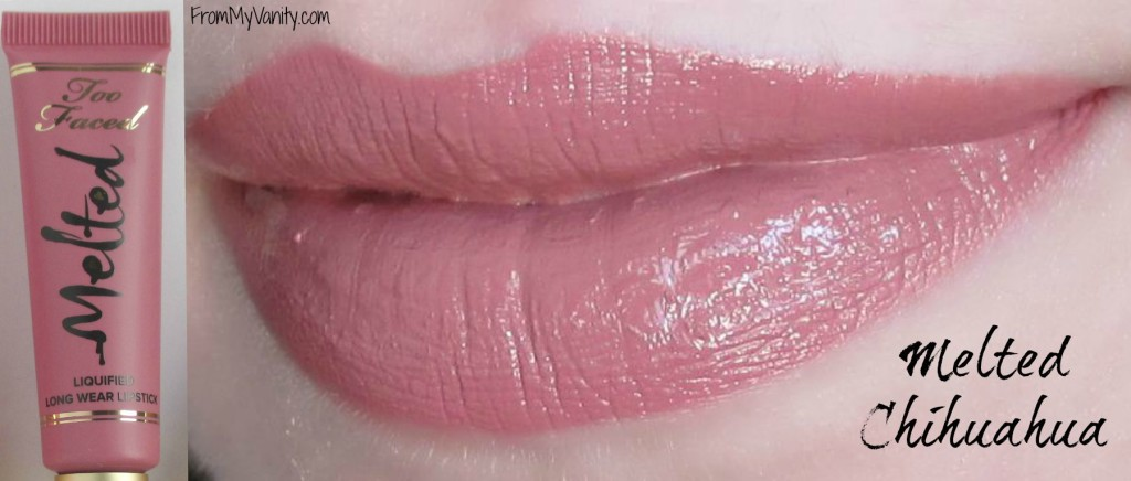 toofaced-melted-liquid-lipstick-melted-chihuahua-swatches