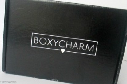 BoxyCharm's October Unboxing & Mini Reviews // About BoxyCharm! // #BoxyCharm FromMyVanity.com