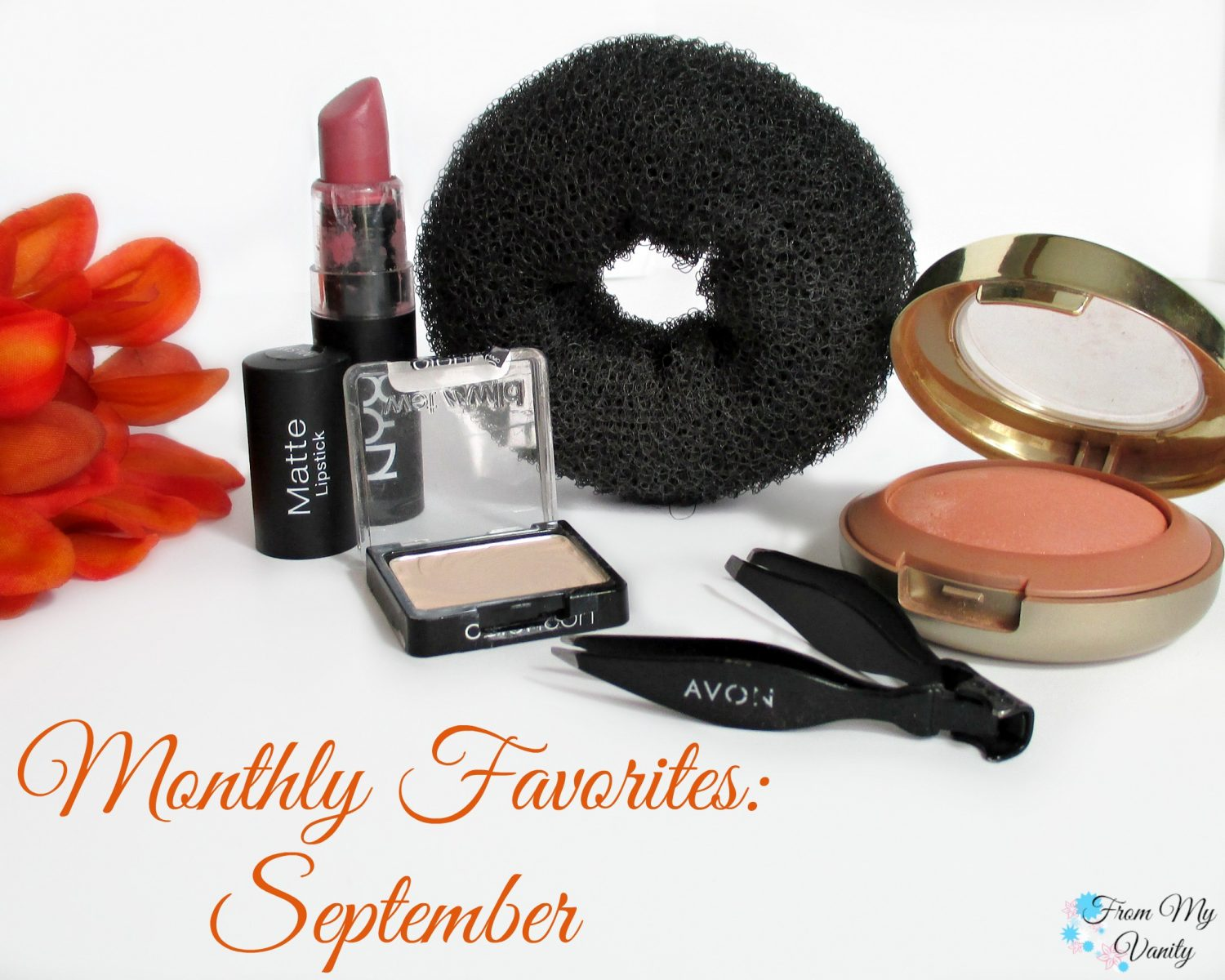 Monthly Beauty Favorites // September // FromMyVanity.com