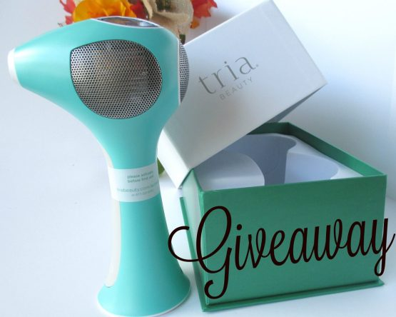 Tria Beauty // Hair Removal Laser 4x // GIVEAWAY! // #Tria FromMyVanity.com