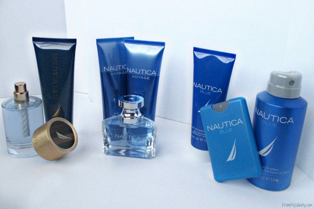 A Last Minute Gift Idea for HIM // Coty Fragrance Gift Sets // Group Nautica Gift Sets // Walgreens // #GiftingAMemory #ad FromMyVanity.com