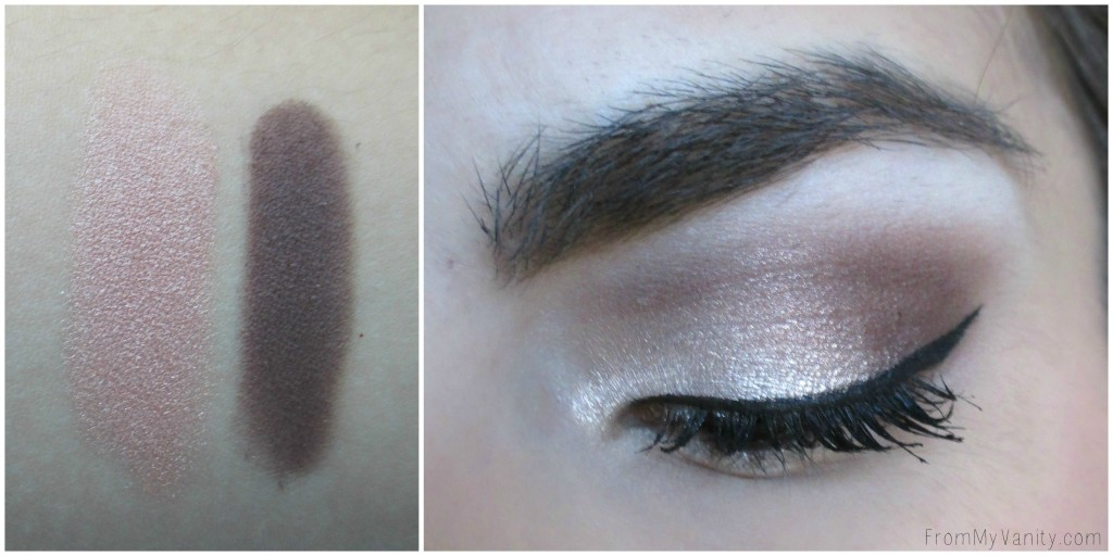 YoungBlood Perfect Pair // Mineral Eyeshadow Duos // Review, Swatches, & Eye Looks // Charismatic Duo // @LadyKaty92 FromMyVanity.com