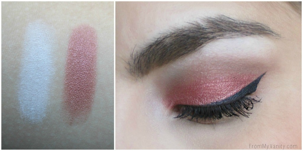 YoungBlood Perfect Pair // Mineral Eyeshadow Duos // Review, Swatches, & Eye Looks // Virtue Duo // @LadyKaty92 FromMyVanity.com